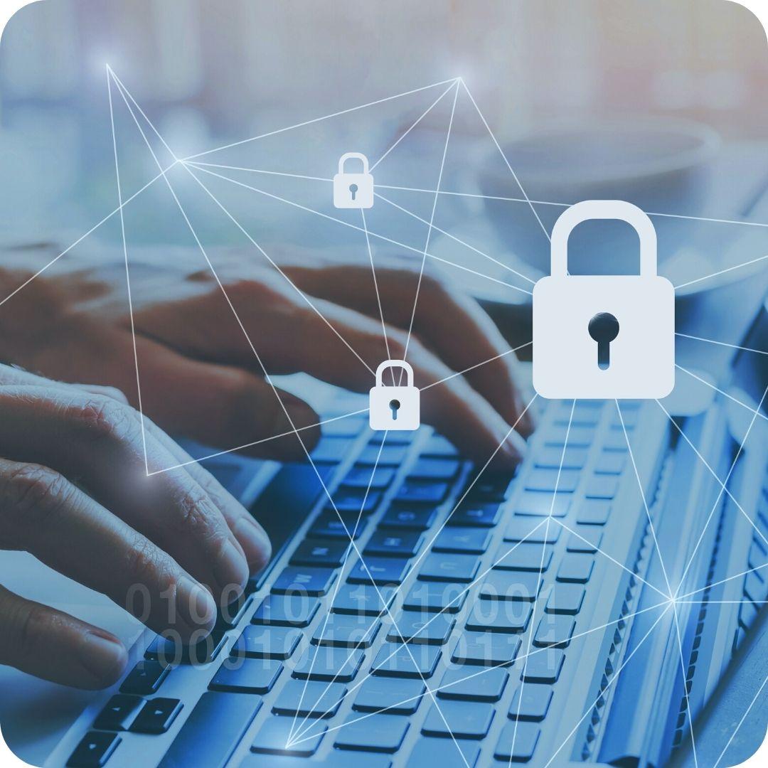 IT Service Management Datenschutz Datensicherheit Schloss